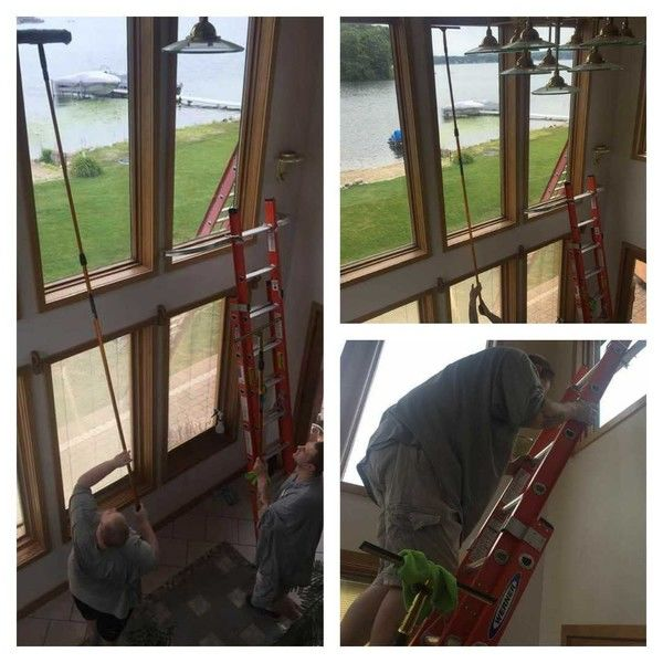Window Cleaning in Onsted, MI (1)